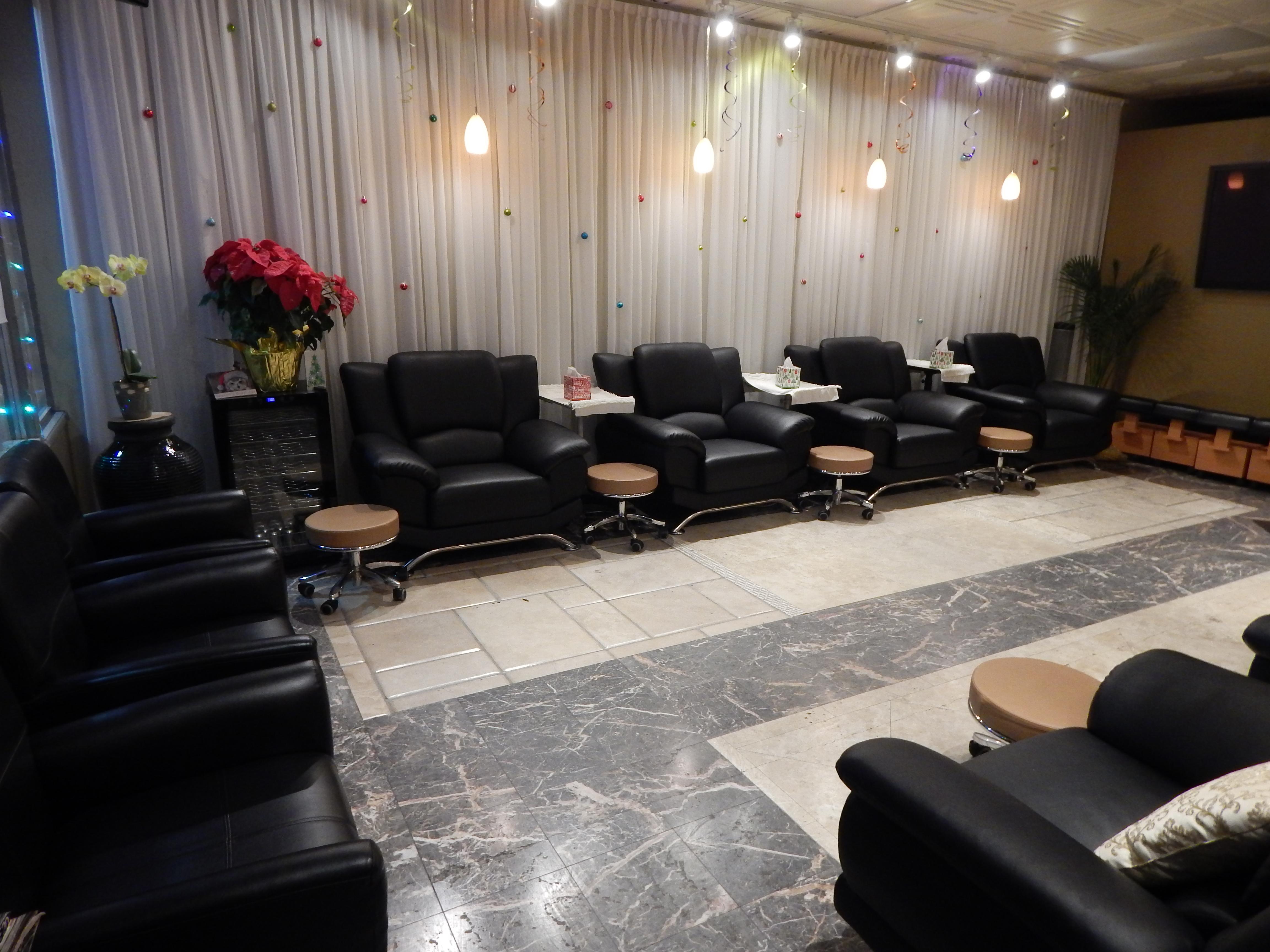 Laguna niguel nail salon for Salon spa