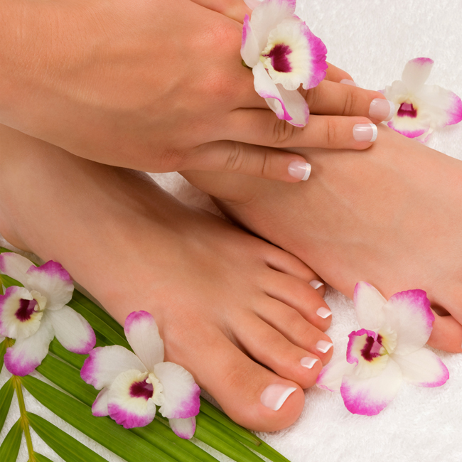 Luxury Combo Mani Pedi - Services - Apple Nail Salon